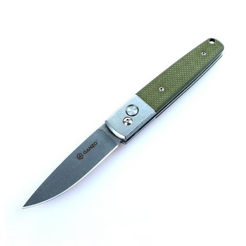 Складной нож Ganzo G7212 Зеленый