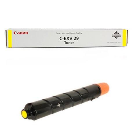 Картридж Canon C-EXV29 Y/2802B002