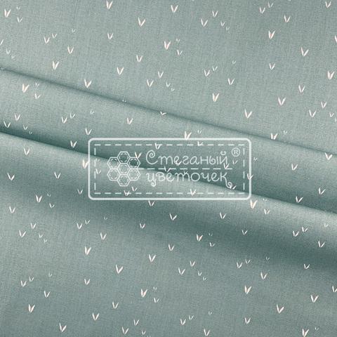 Ткань для пэчворка, хлопок 100% (арт. AGF0102)