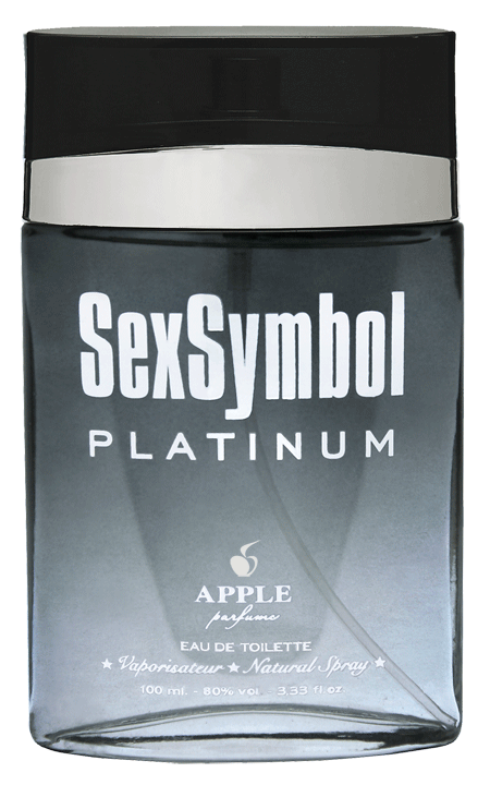 SEX SYMBOL Platinum, Apple parfums