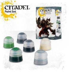 Citadel Paints: Orks