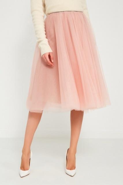0556b4b739f Юбка - Пачка ТУМАН, розовая– купить в интернет-магазине, цена, заказ ...