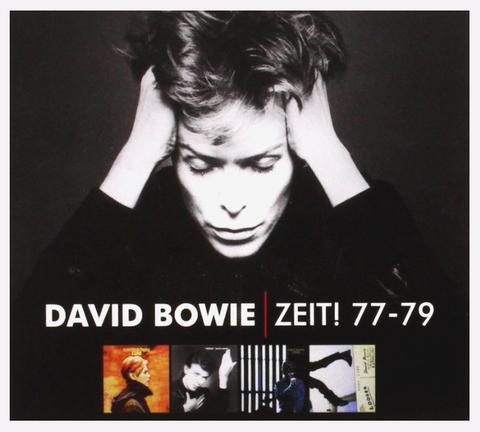 David Bowie / Zeit! 77-79 (5CD)