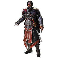 Assassin's Creed Brotherhood — Unhooded Ezio Ebony Figure