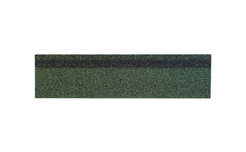 Коньково-карнизная черепица Docke PIE Simple Зеленый 1х0,333м 1шт