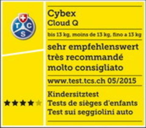 Автокресло Cybex Cloud Q  (до 13 кг)