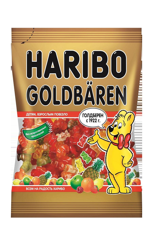 Haribo Золотые Мишки 140