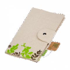 Блокнот в обложке, Lejoys, Sustainable, 155*227 мм