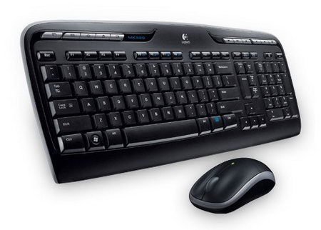LOGITECH Wireless Combo MK320