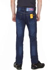 318 джинсы мужские, темно-синие