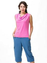 B141-15 блузка женская, розовая