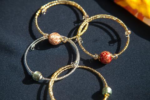 Комплект браслетов Amato&Solo