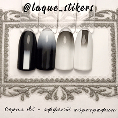 Слайдер дизайн #АЕ-04 черный