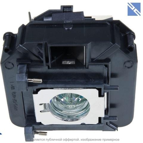 Лампа в корпусе для проектора Lamp EPSON PowerLite 1850W 1880 935W D6155W D6250 / VS350W VS410 H425A/ EB-1840W EB-1850W EB-1860 EB-1870 EB-1880 EB-D6155W EB-D6250 (ELPLP64) собрана в ламповый модуль
