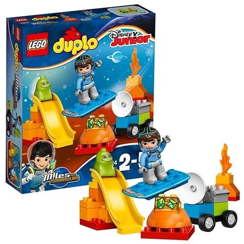 LEGO Duplo: Космические приключения Майлза 10824