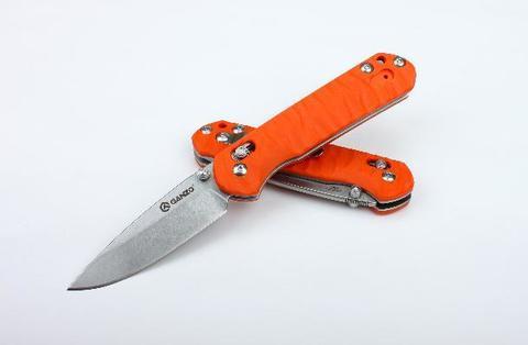 Складной нож Ganzo G717 Оранжевый