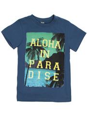 BK003-25 футболка детская, темно-синяя