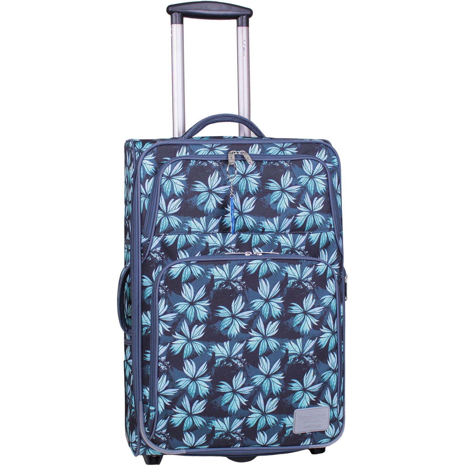 Дорожные чемоданы Чемодан Bagland Леон средний дизайн 51 л. сублимация (листья) (0037666244) IMG_6778-1600.jpg