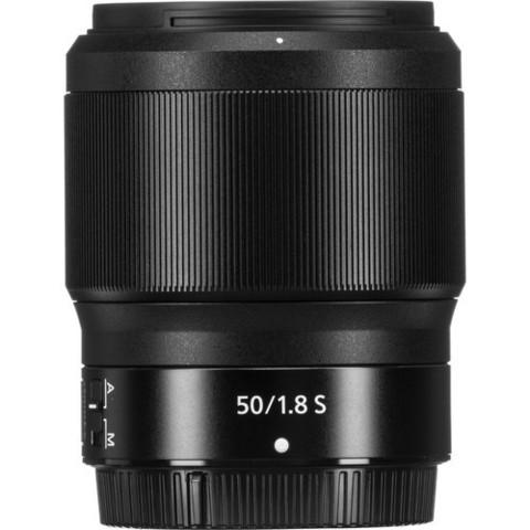 Объектив Nikon Z 50mm F/1.8 S для Nikon Z