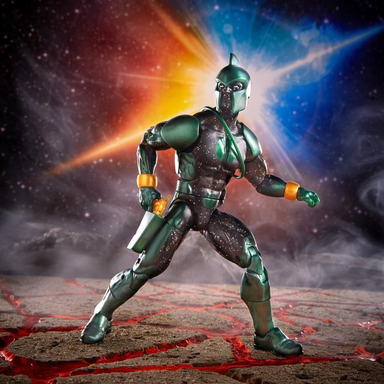 Фигурка Генис-Велл Капитан Марвел (Genis-Vell) Marvel Legends 15 см