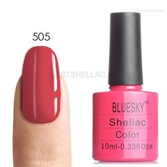 Bluesky shellac 80505, 10 мл