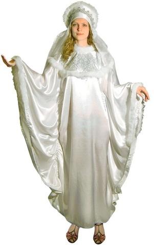 Карнавальный костюм Зима