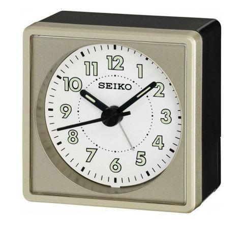 Часы-будильник Seiko QHE083GN