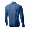 Мужская ветрозащитная куртка Asics FujiTrail SoftShell (J2GC4002 13) синяя фото