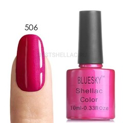 Bluesky shellac 80506, 10 мл