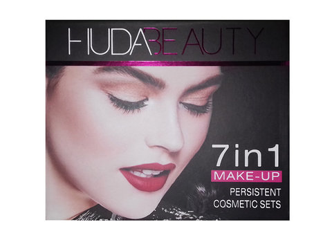 Набор Huda Beauty 7 in 1 make-up