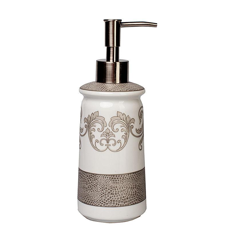Дозаторы для мыла Дозатор для жидкого мыла Croscill Living Romantique dozator-dlya-zhidkogo-myla-croscill-living-romantique-ssha.jpg