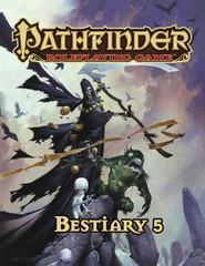 Книга правил Pathfinder: Bestiary 5