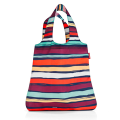 Сумка складная Mini maxi shopper artist stripes Reisenthel