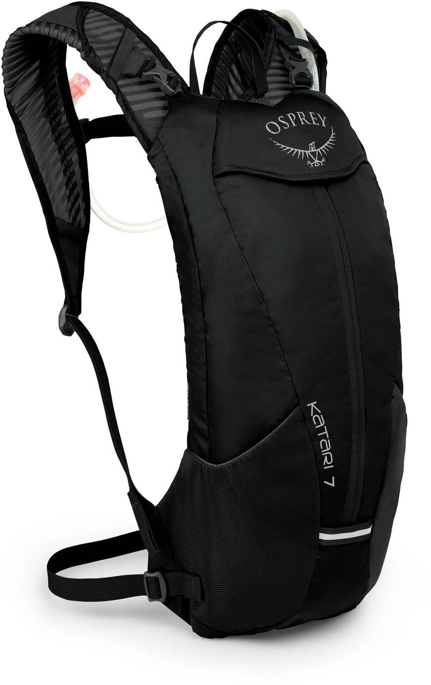 Рюкзаки для бега Рюкзак мультиспортивный Osprey Katari 7 Black Katari_7_S19_Side_Black_web.jpg