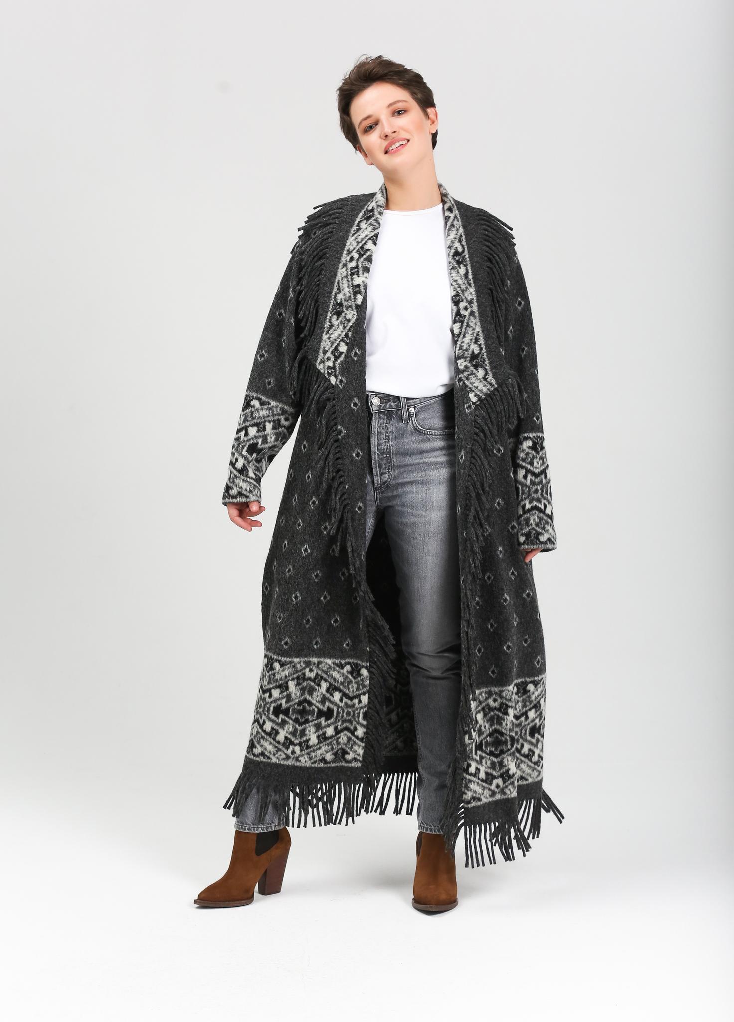 Облегченное пальто (FW0330)