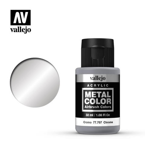 Metal Color Chrome 32 ml.