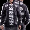 Кофта Headrush Fear None X 13 Black/White
