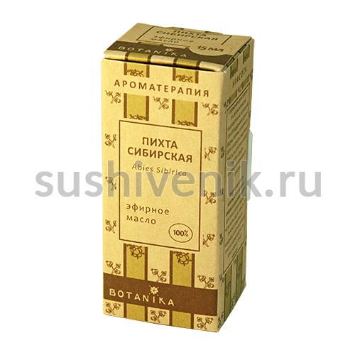 100% эфирное масло пихты сибирской