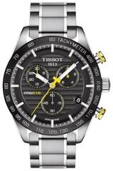 Мужские швейцарские наручные часы Tissot T-Sport PRS 516 T100.417.11.051.00