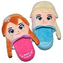 Тапочки Холодное сердце — Frozen slippers kids