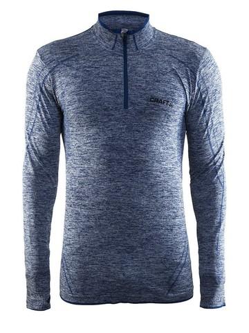 Термобелье рубашка мужская Craft Comfort с молнией