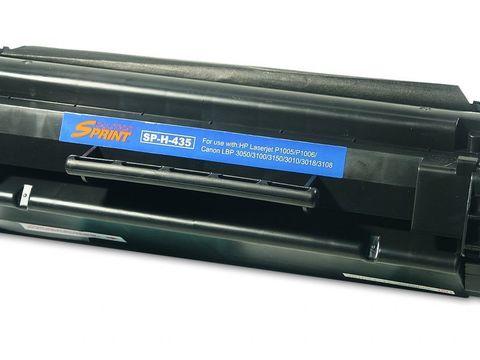 Совместимый картридж Canon C-712. Подходит для принтеров HP LaserJet P1005, P1006, P1007, P1008, Canon i-SENSYS LBP-3010, 3100 (Ресурс - 1500 стр.)