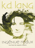 k.d. lang / Ingenue Redux - Live From Majestic Theatre (Blu-ray)