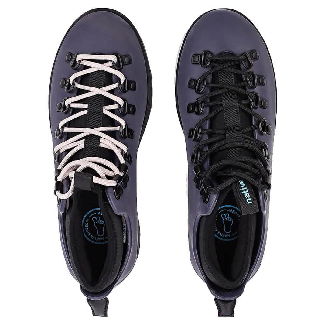 Ботинки Native Fitzsimmons Citylite Onyx Black Jiffy Black