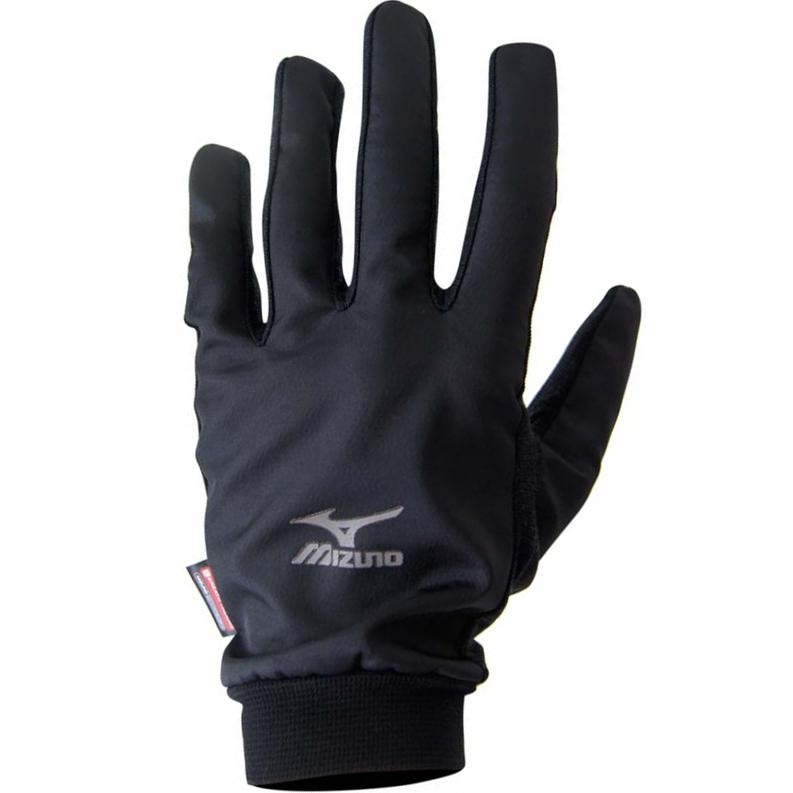Перчатки для бега Mizuno Wind Guard (67XBK051C1 09) унисекс