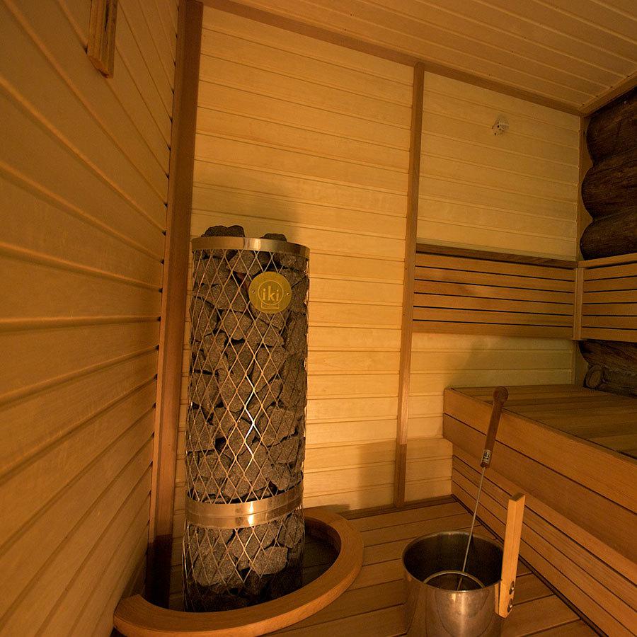 Печь для сауны IKI Pillar, фото 3