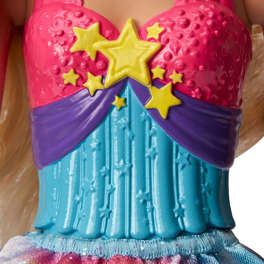 Барби Дримтопия Принцесса в Радужном Пышном Платье– купить ...