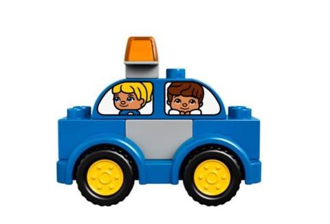 LEGO Duplo: Мои первые машинки 10816