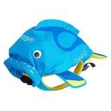 Рюкзак для бассейна и пляжа Коралловая рыбка, голубой Trunki