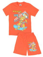 Dl1173-19 Комплект детский, оранжевый